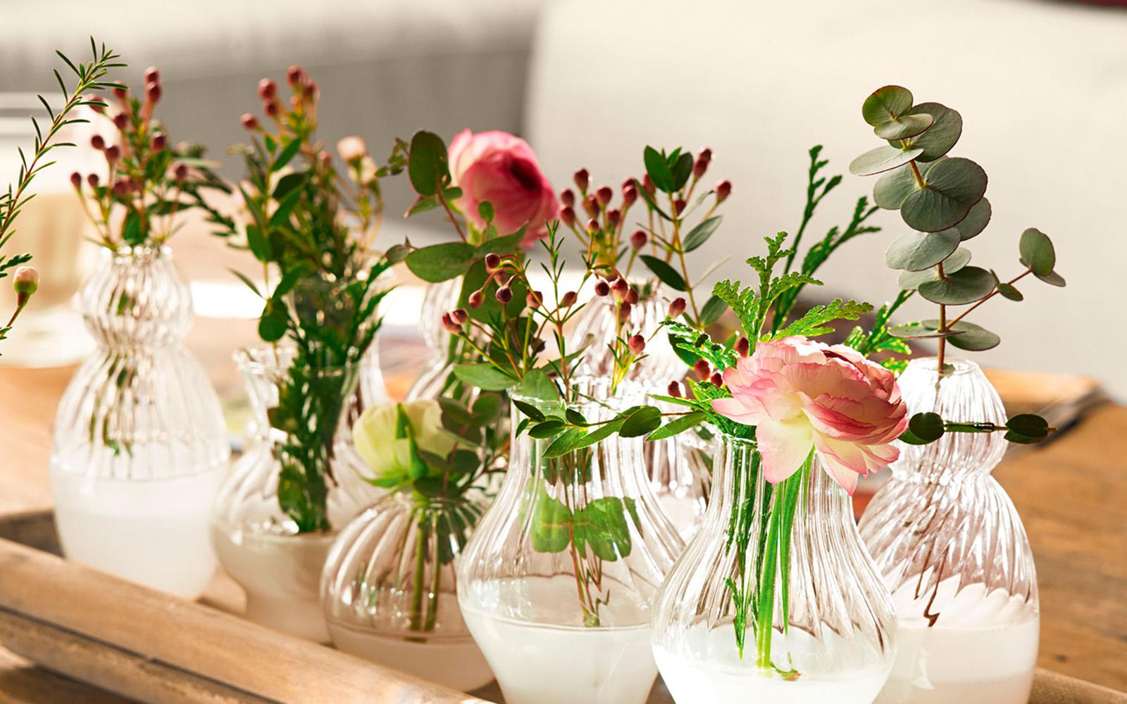 jarrones tips para acertar en la eleccin y su decoracin - Decoracion Jarrones